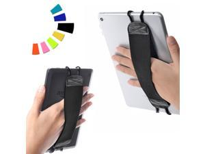 "TFY Security Hand Strap Holder for Tablets, iPad, & e-Readers - Apple iPad, iPad 4 (iPad 2 & 3), iPad Air (iPad Air 2), iPad Mini - iPad Pro 9.7 "" - Samsung Galaxy Tab - Google Nexus and More"