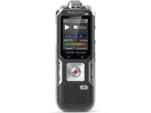 Philips DVT6000 Digital Voice Tracer, black
