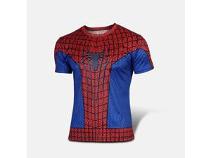 Marvel Comics I Am Spiderman Men's Costume T-shirt