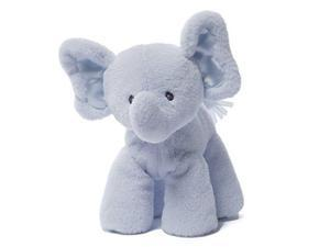Bubbles Blue Elephant 7.5 Inch - Baby Stuffed Animal by GUND (4048395)