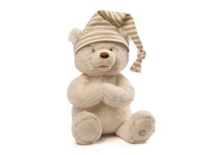 Animated Goodnight Prayer Bear - Baby Stuffed Animal by GUND (4053922)
