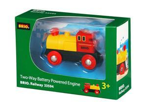 Two-Way Battery Engine - Train Toy by Brio (33594)