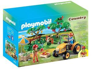 Orchard Harvest Starter Set - Imaginative Play Set by Playmobil (6870)