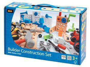 Brio Builder Construction Set 135 pcs. - Building Set by Brio (34587)