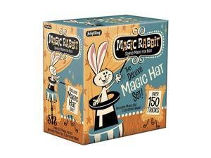 Deluxe Magic Hat Set 150 Tricks - Pretend Play Toy by Schylling (RTHMS)