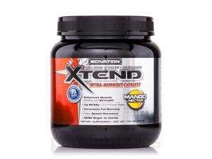 Xtend Mango Nectar - 30 Servings (14.5 oz / 410 Grams) by Scivation