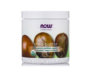 NOW Solutions - Organic Shea Butter - 7 fl. oz (207 ml) by NOW