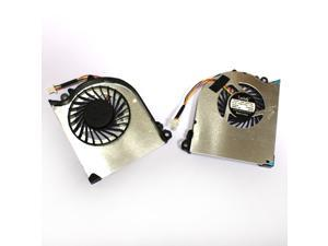Generic CPU Cooling Fan For MSI GS60 Seires Laptop New Notebook Replacement Accessories P/N:DC5V 0.28-0.50A 3-Pin