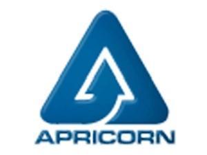 """APRICORN Aegis Padlock 2TB USB 3.0 2.5"""" Portable Hard Drive A25-3PL256-2000"""