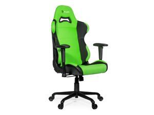 Arozzi Torretta Advanced Racing Style Gaming Chair, Green