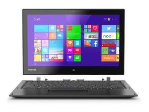 "Toshiba Portege Z20t-B2110 Ultrabook/Tablet - 12.5"" - In-plane Switching (IPS) Technology - Wireless LAN - Intel Core M 5Y51 Dual-core (2 Core) 1.10 GHz - Graphite Black Metallic"