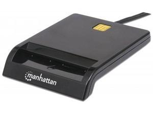 Manhattan 101776 smart card reader