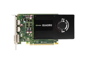 HP Quadro K2200 Graphic Card - 4 GB GDDR5 SDRAM - PCI Express 2.0 x16 - J3G88AT
