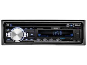 Sound Storm Laboratories Soundstorm CD/MP3 Receiver Front Aux USB/SD Remote