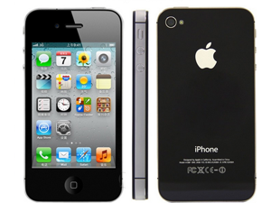 Apple iPhone 4S GSM Unlocked 8GB 16GB 32GB 64GB GSM WIFI GPS 8MP Black&White