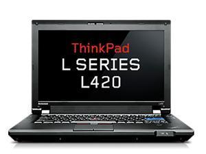 Lenovo Thinkpad L420 Notebook Intel Core i5-2520M 2.5Ghz - 4GB Ram – 320GB Hard Drive – DVD RW - Windows 7 Professional – ...