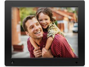 NIX ADVANCE X12D 12-INCH DIGITAL PHOTO FRAME WITH MOTION SENSOR & 8GB MEMORY