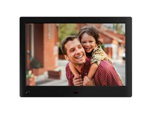 NIX Advance - 10 inch Widescreen Digital Photo & HD Video (720p) Frame - 8GB USB Included / X10H