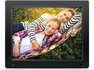 Nixplay Original 12 Inch WiFi Cloud Digital Photo Frame. iPhone & Android App, Email, Facebook, Dropbox, Instagram, Flickr, Google Photos.