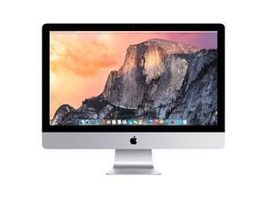 "Apple iMac 27"" - Grade A - Intel Core i5 2.70GHz Quad Core (Turbo Boost up to 3.70GHz), 8GB Ram, 1TB HD, Dual ""Thunderbolt"" ports, OSX 10.12 Sierra, Wired Keyboard & Mouse - A1312 MC813LL/A (Mid 2011)"
