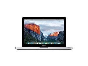 "Apple MacBook Pro 13.3"" - Grade A - Intel Core i5 2.40GHz, 4GB Ram, 500GB HDD, WebCam, ""Thunderbolt"", Mac OS X v10.12 Sierra - Unibody Aluminum"