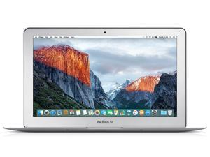 "Apple MacBook Air 11.6""  - Intel Core i5 4th Generation 1.40 GHz (turbo up to 2.7GHz), 4GB RAM, 128GB SSD, MacOS 10.13 High Sierra - razor thin A1465 MD711LL/B (2014) - Grade B"