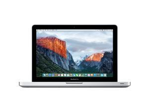 "Apple MacBook Pro 13"" - Intel Core i7 2.9GHz (Turbo up to 3.6ghz), 8GB RAM, 500GB HDD, MAC OS 10.12 Sierra - A1278 MD102LL/A Mid-2012 - Grade B"