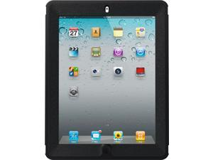 Otterbox Defender Series Protective Case for iPad 2, iPad 3, iPad 4 - Black