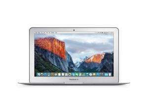 "Apple MacBook Air 11.6"" Wide  - Grade A - 1.40GHz Intel Core i5 4th Generation (turbo up to 2.70GHz), 4GB DDR3, 128GB Flash Storage, MacOS 10.13 High Sierra - Razor Thin A1465 MD711LL/B (2014)"