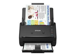 Epson® WorkForce ES-400 Duplex Color Document Scanner for PC and Mac, Auto Document Feeder.