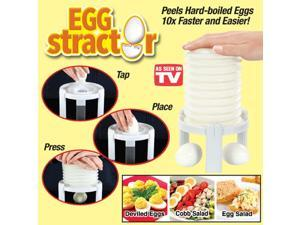 Eggstractor Egg Peeler
