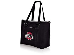 Picnic Time 598-00-175-444-0 Ohio State Buckeyes Digital Print Tahoe Tote Bag, Black