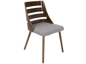 Lumisource Trevi Mid-Century Modern Dining Chair