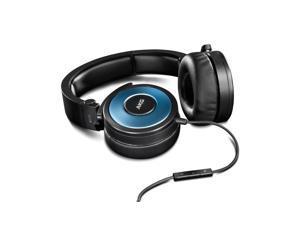 AKG K619 High-Performance DJ Headphones with in-Line Microphone - Blue