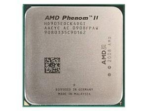 AMD Phenom II X4 905e 2.5 GHz Quad-Core (HD905EOCK4DGI) CPU AM3 938-Pin