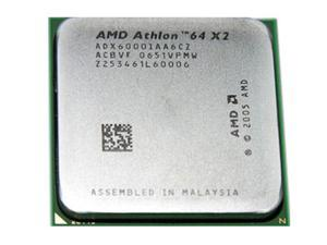 AMD Athlon 64 X2 6000+ - 3 GHz Dual-Core Processor AM2 940-Pin