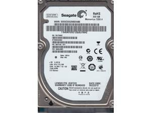 "Seagate 500GB ST9500420AS Hard Disk Drive HDD 2.5"" 16MB 7200RPM SATA2 Notebook Hard Drive Bare Drive"