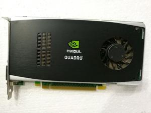 Nvidia Quadro FX 1800 PCI-E x16 768MB Video Card