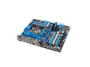 ASUS P8Z68 DELUXE Intel Z68 Motherboard LGA1155 include I/O shield