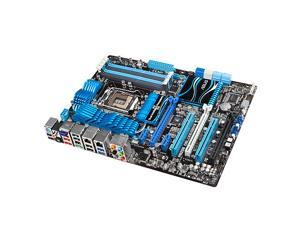 ASUS P8Z68 DELUXE/GEN3 Intel Z68 Motherboard LGA 1155 include I/O shield