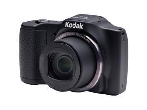 Kodak PixPro FZ201 Friendly Zoom Digital Camera, Black #FZ201-BK