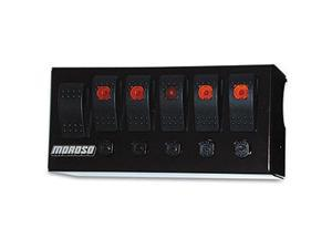 Moroso Performance Rocker Switch Panel