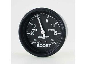 Auto Meter Autogage Boost-Vac/Pressure Gauge