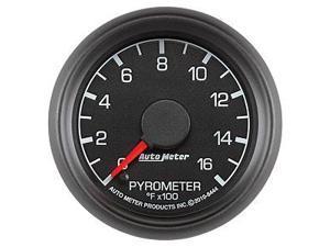 Auto Meter Factory Match Pyrometer/EGT Gauge