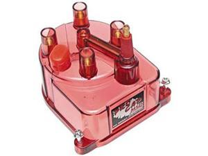 MSD Ignition Red Power Cap Distributor Cap