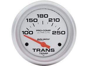 Auto Meter Ultra-Lite Electric Transmission Temperature Gauge