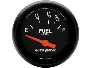 Auto Meter Z-Series Electric Fuel Level Gauge