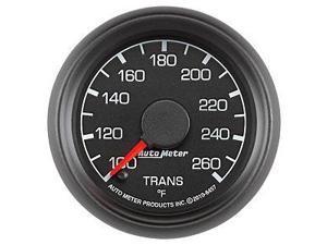 Auto Meter Factory Match Transmission Temperature Gauge