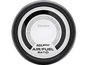 Auto Meter Phantom Electric Air Fuel Ratio Gauge