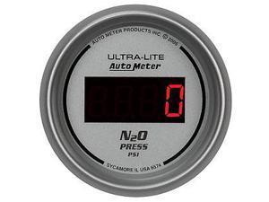 Auto Meter 6574 Ultra-Lite Digital Nitrous Pressure Gauge